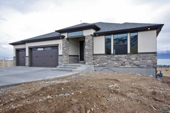 Utah home plans standard plans rambler 2 story for Rambler house plans utah